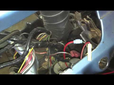 1966 Mustang Restoration - Underdash Wiring Harness