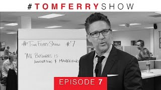 5 Marketing Tips All Agents Need to Know | #TomFerryShow Episode 7