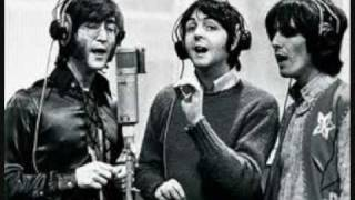 The Beatles - Hey Bulldog isolated vocal track, vocals only