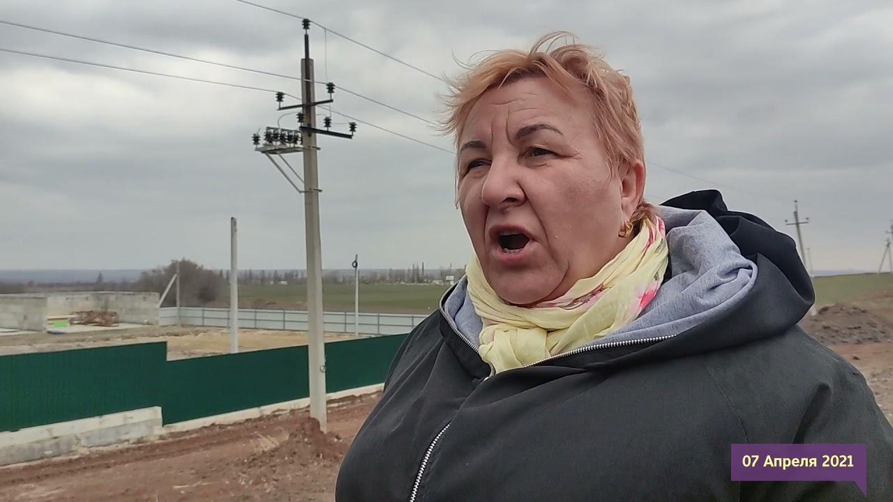 В 07.04. Постовая Татьяна побывала в соседнем Александровском ОТГ.