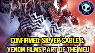 CONFIRMED: Venom & Silver Sable films part of the MCU