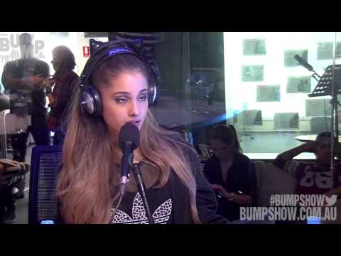 "FULL INTERVIEW: Ariana Grande Says This Is ""The Best Interview Of Her Life""."