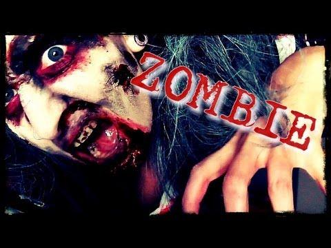 Halloween Tutorial - Prison Zombie Walking Dead