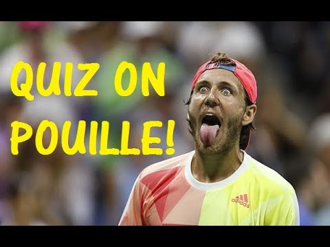 QUIZ on Lucas POUILLE! - Davis Cup Final 2017