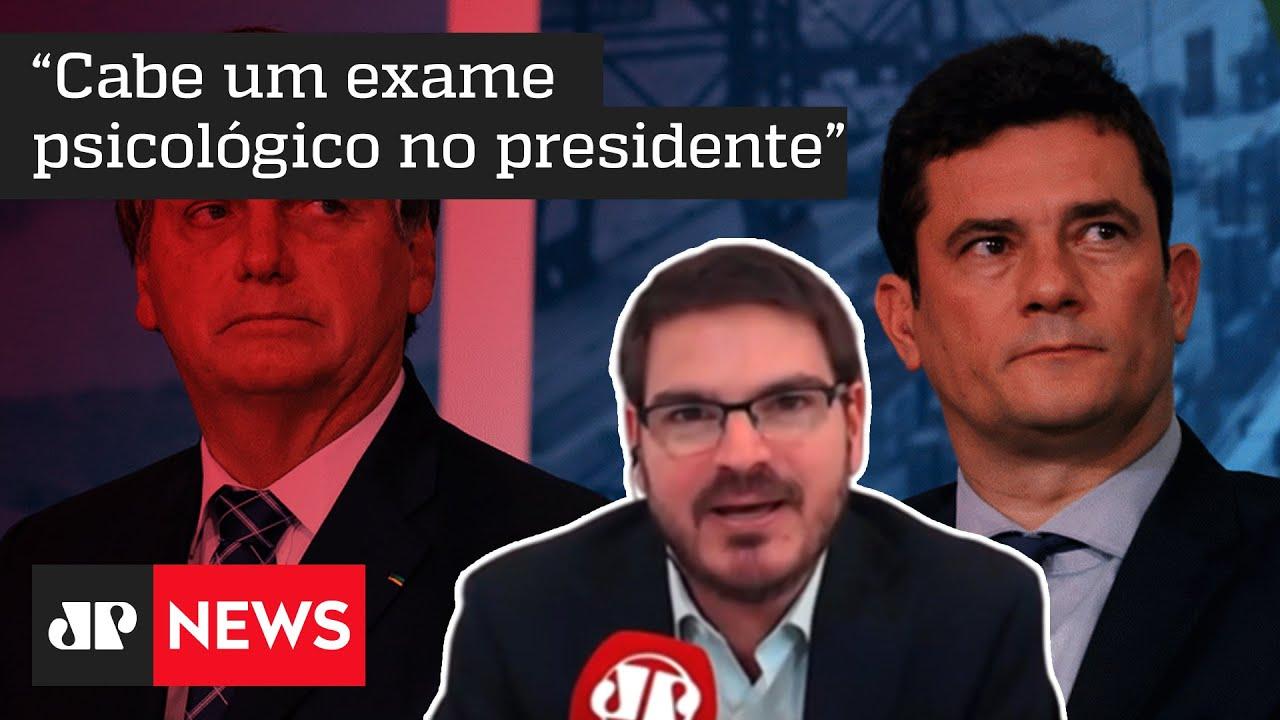 Constantino Discurso De Bolsonaro é Conversa De Botequim