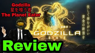 Godzilla 3: The Planet Eater - Anime/Movie Review