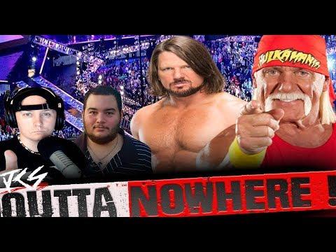 Hulk Hogan RETURN at Wrestlemania 34 ? - OUTTA NOWHERE #95