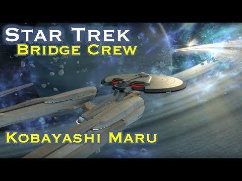 Star Trek Bridge Crew | Kobayashi Maru | Multiplayer Game Play