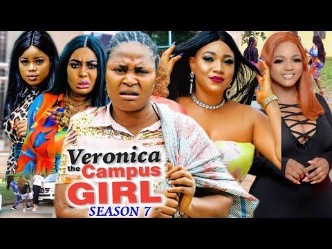 Download VERONICA THE CAMPUS GIRL SEASON 7(Trending New Movie) Chizzy Alichi 2021 Latest Nigerian  Movie 720p