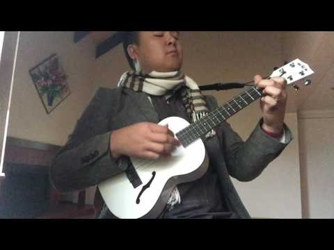 Christmas Song (Chestnuts Roasting) - Ukulele Solo by Ukulenny (Tabs in Description)