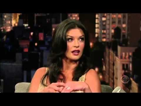 Catherine Zeta-Jones funny moments