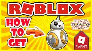 How To Get BB-8 Droid - Roblox Star Wars Space Battle Event Item - Red vs Blue vs Green vs Yellow