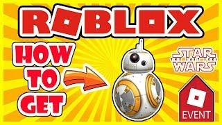 Como obter BB-8 Droid-Roblox Star Wars espaço batalha item de evento-vermelho vs azul vs verde vs amarelo