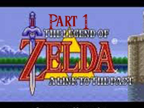 I Kinda Feel Bad | Legend of Zelda Link to the Past | Part 1