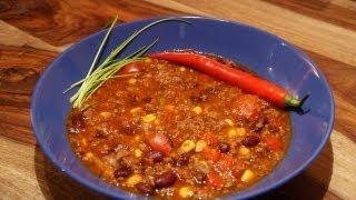 Teil 25 - Chili con Carne (Kleine Küche Große Träume)