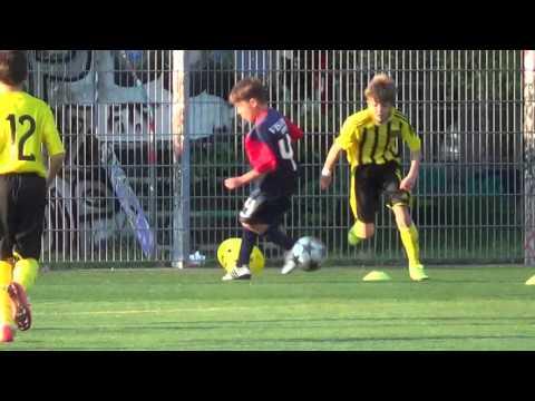 MS 1/3 BSC Old Boys U12 - FC Allschwil Da 30.09.2015