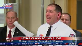 NEW DETAILS: Jayme Closs Harrowing Escape - Suspect Arrested
