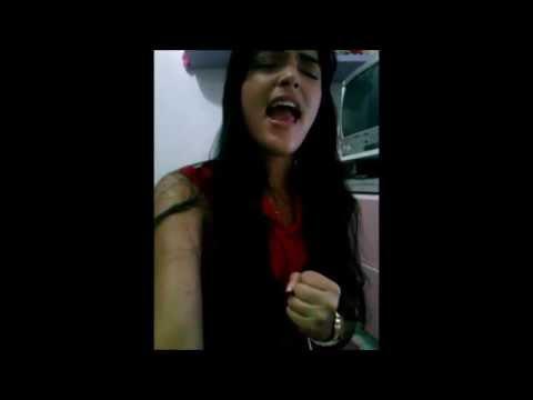 Alyne Gomes cantando: Você é especial/Daniel e Samuel