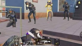 A challenge from friend in PUBG mobile | EPOS BEAST