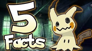 5 Facts About Mimikyu That You Probably Didn t Know! (5 Facts) | Pokemon Facts