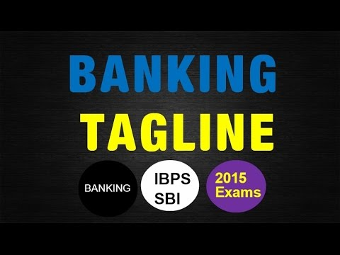 Indian Bank Tagline and their LOGO , IBPS PO mains , Clerk , SBI , RBI and all govt. Exams .