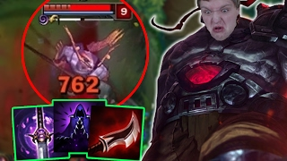 full lethality sion is completely broken the pain train is here league of legends commentary