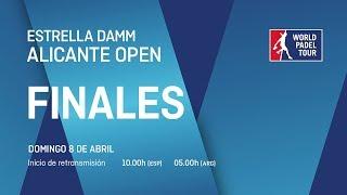 Finales - Estrella Damm Alicante Open 2018 - World Padel Tour