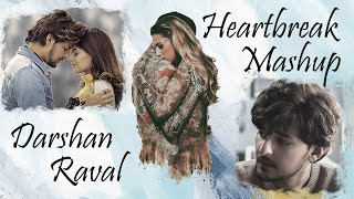 Gambar cover Darshan Raval Mashup | Heartbreak Mashup | Vizshaal