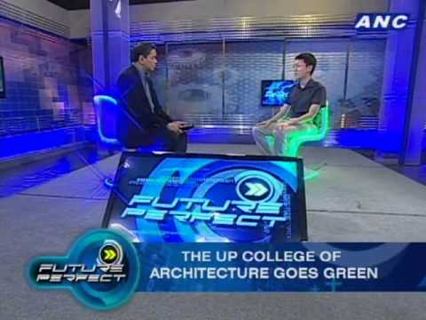 ANC Future Perfect: The UP College of Architecture Goes Green 5/5