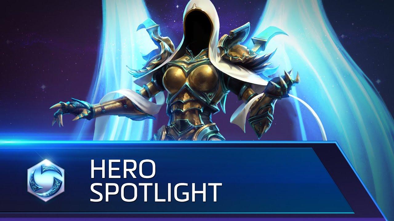 auriel spotlight heroes of