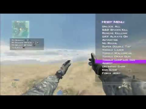 How to Install MW3 PS3 Mod Menu w/ Multiman + Download (Free) (SPRX Mod  Menu) 2018