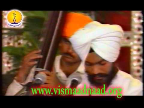 Bhai Gurmeet Singh Shant : Raag Wadhans - Adutti Gurmat Sangeet Samellan 1991