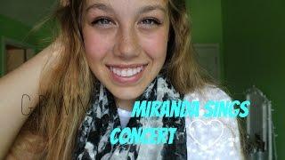 GRWM ~ Hair, Makeup & Outfit ~ Miranda Sings Concert ♥ ♥ ♥ Thumbnail