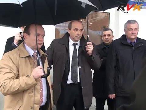 RVK - Davor Skrlec posjetio GP Maljevac (11-03-2016)