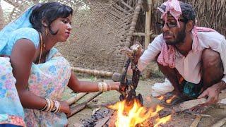 NEHA MUSIC WORLD    सवा किलो के मुर्गा लाया बुड़वा चिरकुट देख के ललचे रे    Bhojpuri Comedy, khesari2