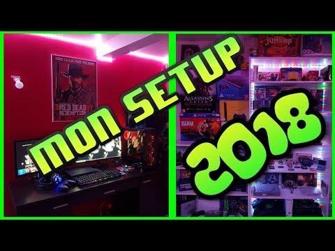 mon-setup-2018-ǀ-presentation-rapide