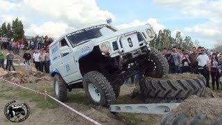 Trial de Chilluévar 2012 (Nissan Patrol GR Duke - zona 5)