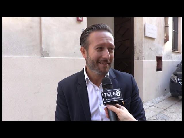 Giacalone Vincenzo assesore viabilità Mazara