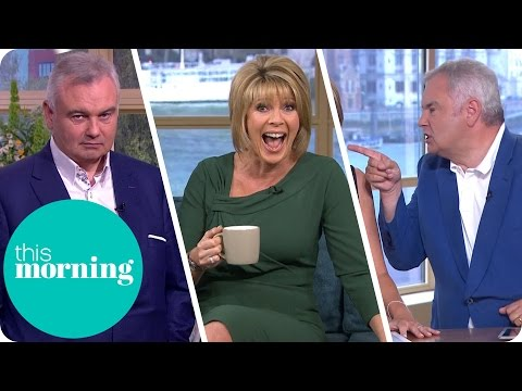 Eamonn and Ruth's Best Bickering Banter | This Morning