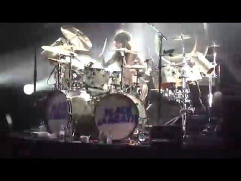 Tommy Clufetos Ontario Canada Feb 2016 tour 'THE END' BLACK SABBATH