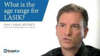 LASIK Age Range