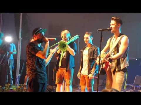 Boyfriends LIVE - Marco Wagner, Dave Brown, Die Draufgänger, Daniel Düsenflitz