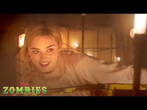 Milo Manheim, Meg Donnelly - Someday (Reprise)| ZOMBIES | Disney Channel