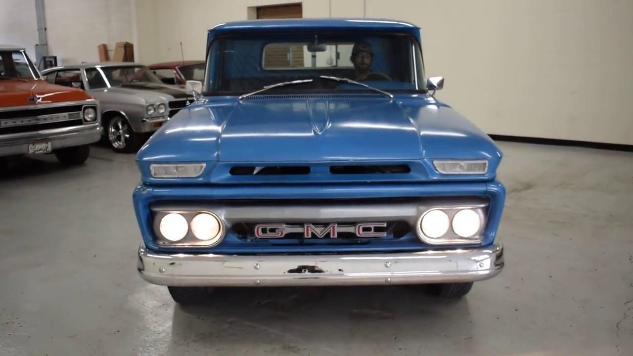 1962 gmc truck big block v6 305 manual [ 1280 x 720 Pixel ]