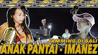 Repeat youtube video Anak Pantai x Temen Palsu ! (LIVE)