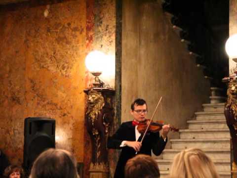 Balada lui Ciprian Porumbescu : Alexandru Tomescu (vioara Stradivarius Elder-Voicu)
