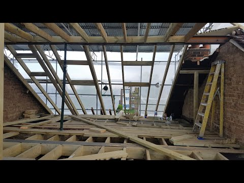LOFT CONVERSION Timelapse