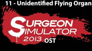 Surgeon Simulator OST - 11 - Unidentified Flying Organ