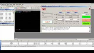 Triangular Arbitrage Calculator backtesting with Forex Tester 2
