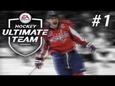 BEST GOALIE I EVER USED!?! | NHL 17 HUT Live Gameplay #1